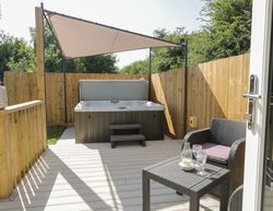 Starcarr Lodges pet friendly hot tub lodges in Yorkshire