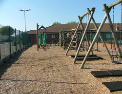 Golden Leas children's play area