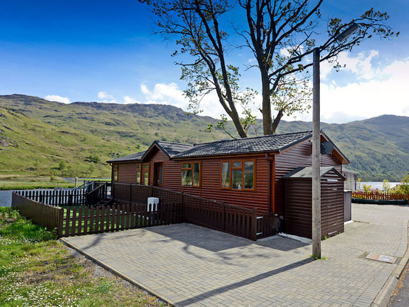 Ardlui Park lodge for sale
