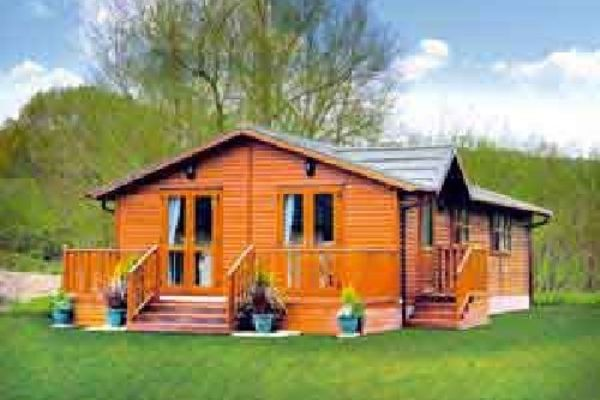 Picture of Aberdwylan Riverside Lodges, Carmarthenshire