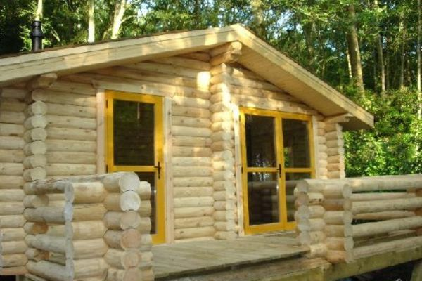 Picture of Alpine Grove Log Cabins, Somerset
