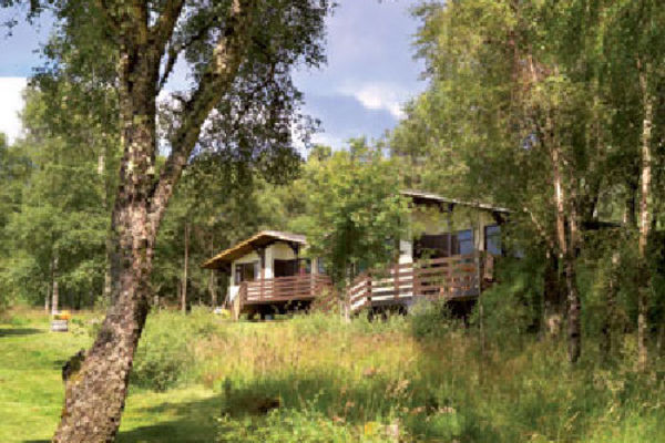 Picture of Ancarraig Lodges, Highland