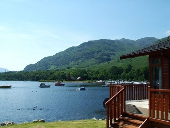 Picture of Ardlui Holiday Home Park, Argyll & Bute