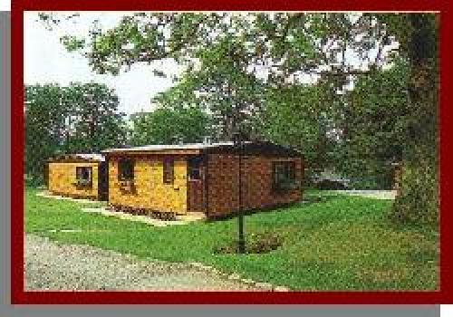 Badger hill holiday village holiday lodge park in north for Log cabins for sale north yorkshire
