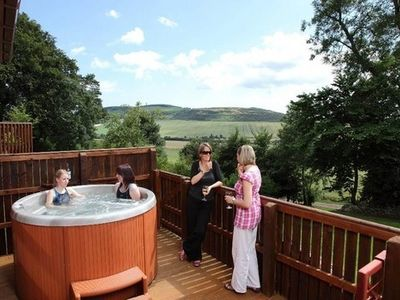 Picture of Balmeadowside Lodges, Perth & Kinross, Scotland