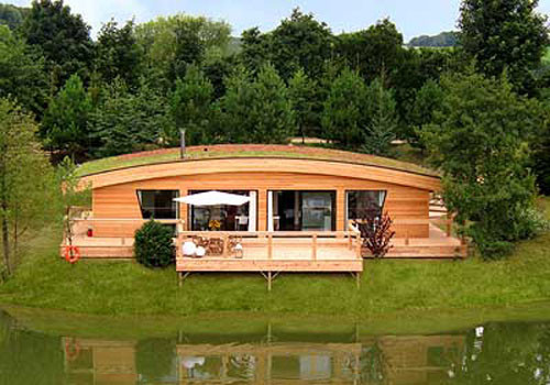 Brompton lakes holiday lodge park in north yorkshire for Log cabins for sale north yorkshire