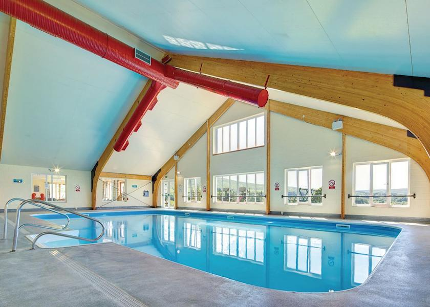 Brunston castle resort holiday lodge park in ayrshire - Scotland holiday homes with swimming pool ...