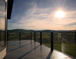 Experience awe inspiring landscape time and time again at Bryn Defaid Lodges in North Wales