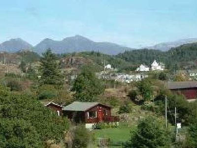 Picture of Caisteal Liath Chalets, Highland