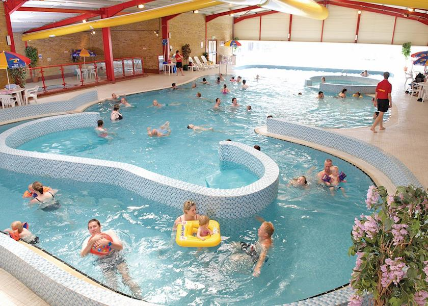 Camber Sands Holiday Lodge Park In East Sussex South