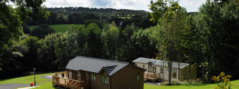 Picture of Castlewood Lodges, Pembrokeshire, Wales