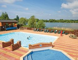 Chichester Lakeside Holiday Park Outdoor Pool