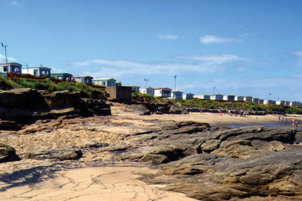 Picture of Church Point Holiday Park  , Northumberland, North of England