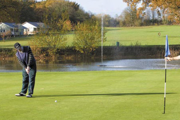 Picture of Cleobury Mortimer Golf Club, Shropshire, Central North England