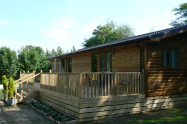 Picture of Conifer Lake Holiday Lodges, East Riding Yorkshire, North of England