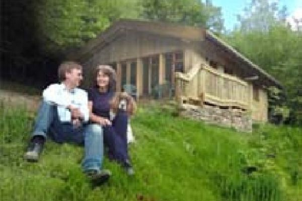 Picture of Dalby Forest Lodges, North Yorkshire