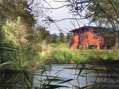 Picture of East Fen Lodges, Norfolk
