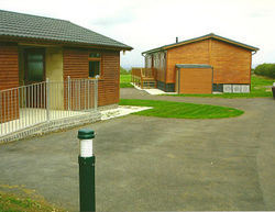 Edington farm lodge park office