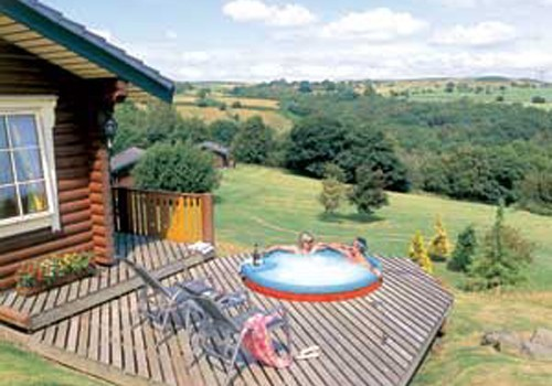Faweather grange lodges holiday lodge park in west for Log cabins for sale north yorkshire