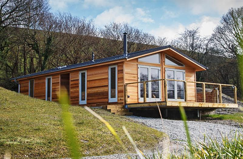 Fine country lodges holiday lodge park in east riding of for Log cabins for sale north yorkshire
