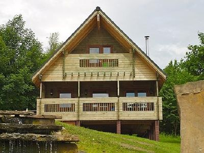 Luxury Yorkshire Log Cabin with Hot Tub Nr Richmond