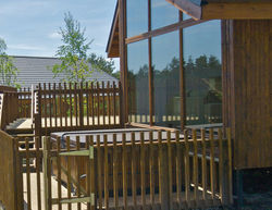 Picture of Forest of Dean Lodges, Gloucestershire, Central South England