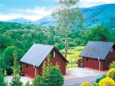 Picture of The Gairlochy Holiday Park, Highland