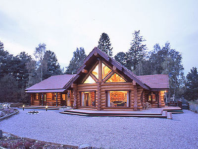 Picture of Great North Lodges, Highland