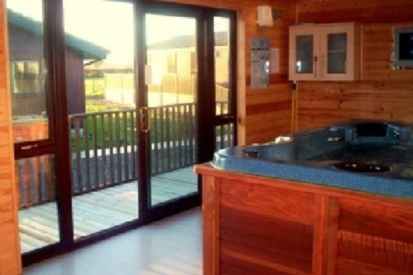Picture of Green View Lodges, Cumbria