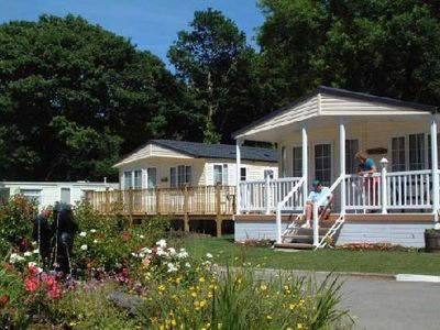 Picture of Hele Valley Holiday Park, Devon