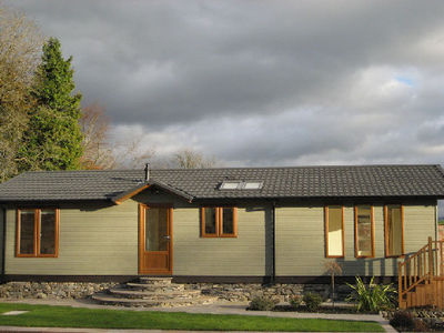 Picture of Hilltop Lodges, Cumbria