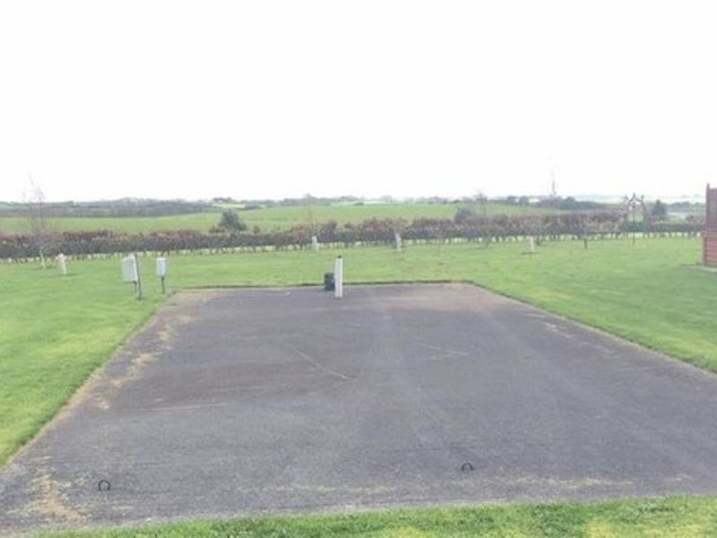 Photo of Lodge Plot