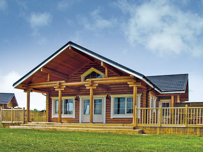 Hornsea Lakeside Lodges, East Riding Yorkshire, North of England