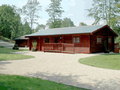 Picture of Horsley Lodges at Riverside Park, Durham