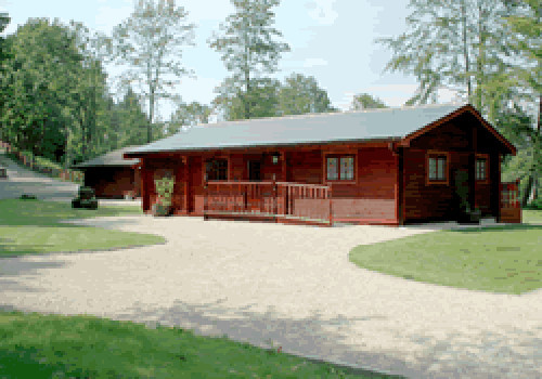 Horsley Lodges At Riverside Park Holiday Lodge Park In