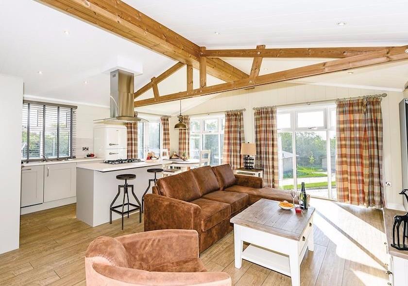 Keswick Reach Lodge Retreat Holiday Lodge Park In