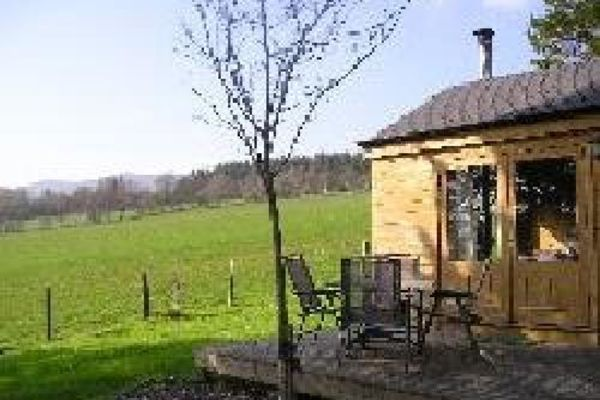 Picture of Kinnaird  Woodland Lodges, Perth & Kinross