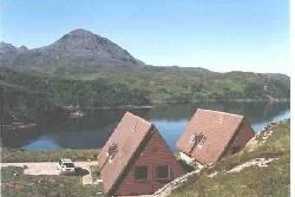 Picture of Kylesku Lodges, Highland