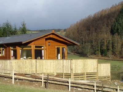 Picture of Lake Vyrnwy Holiday Home Park, Powys
