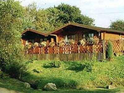 Picture of Llwynau Farm Lodges, Glamorgan