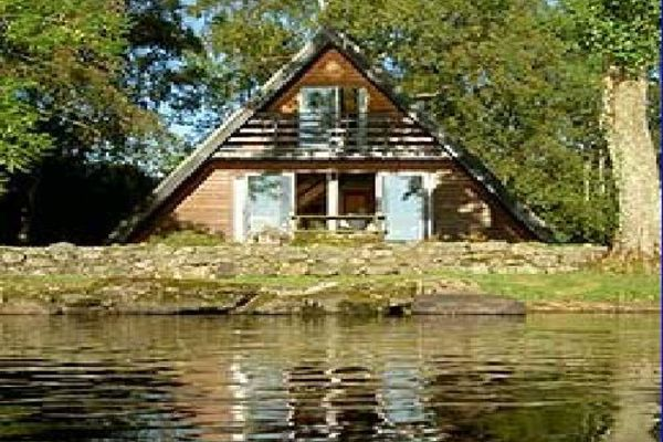 Picture of Lochend Chalets, Stirlingshire
