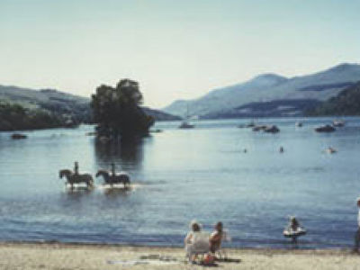 Picture of Mains of Taymouth Village, Perth & Kinross