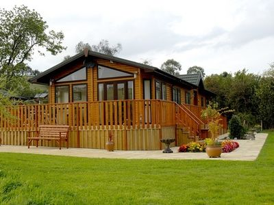Picture of Oakwood Valley Lodges, Powys, Wales