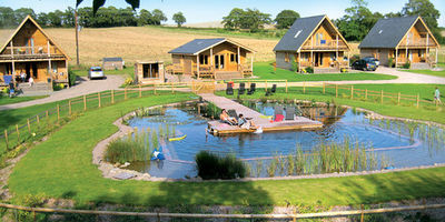 Picture of Oasis Lodges, Herefordshire, Central South England