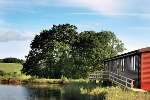 Picture of Orchard Lakes Lodges, Devon, South West England