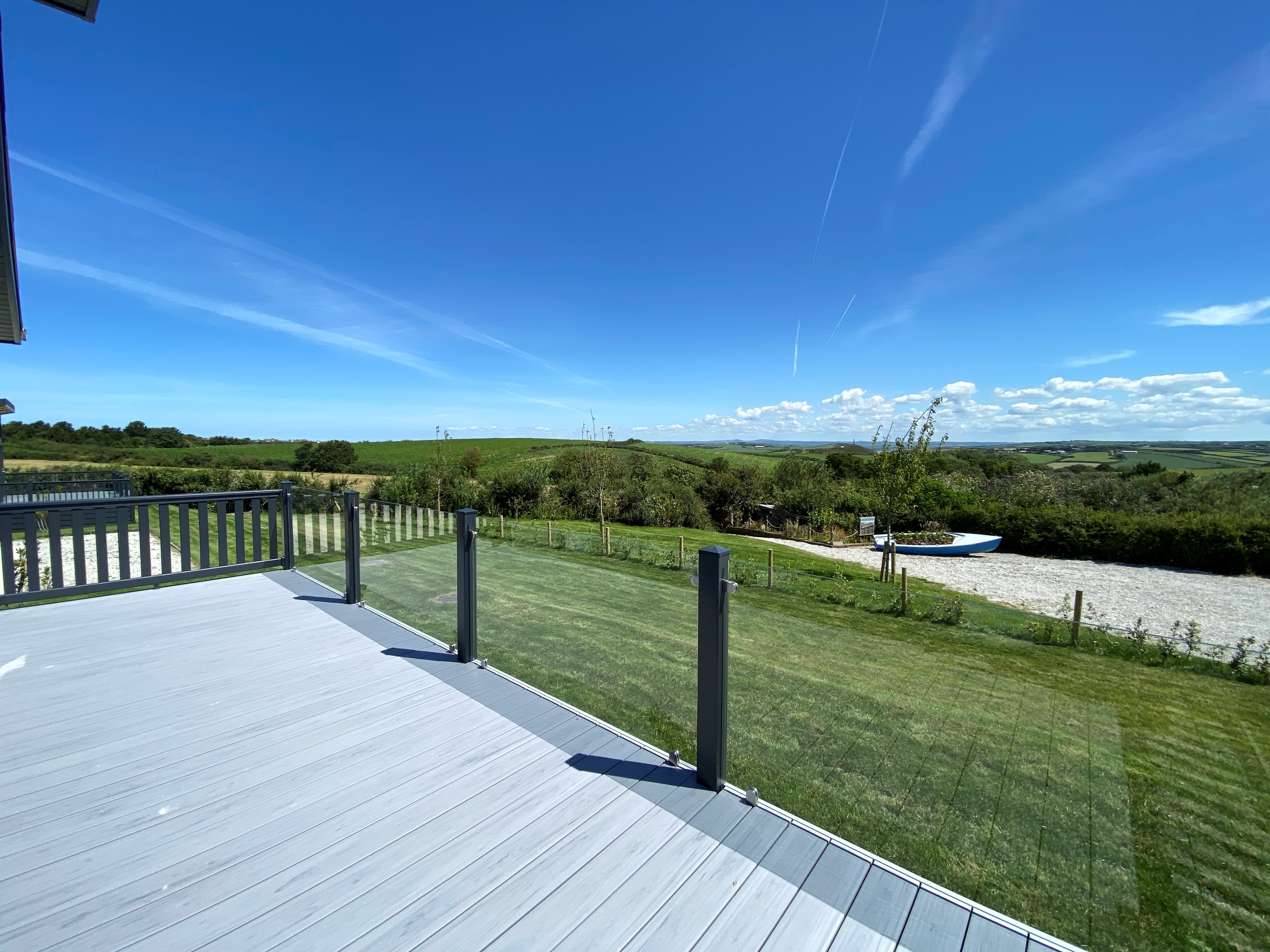 Padstow Touring Park With Lodges For Sale In Cornwall Close To The Sea