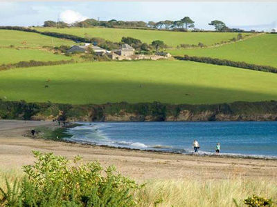 Picture of Par Sands Holiday Park, Cornwall, South West England