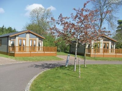 Ranksborough Hall Lodges 2