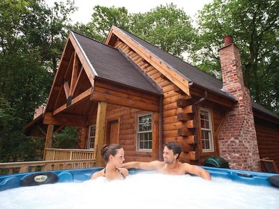 Redbrick Woodland Lodges in Nottinghamshire with private hot tub and dog friendly