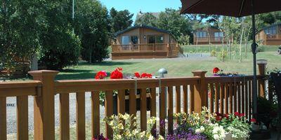 Woodside Bay Lodge Retreat Holiday Lodge Park In Isle Of
